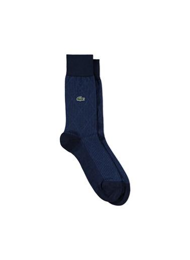 Lacoste Spor Çorap Mavi